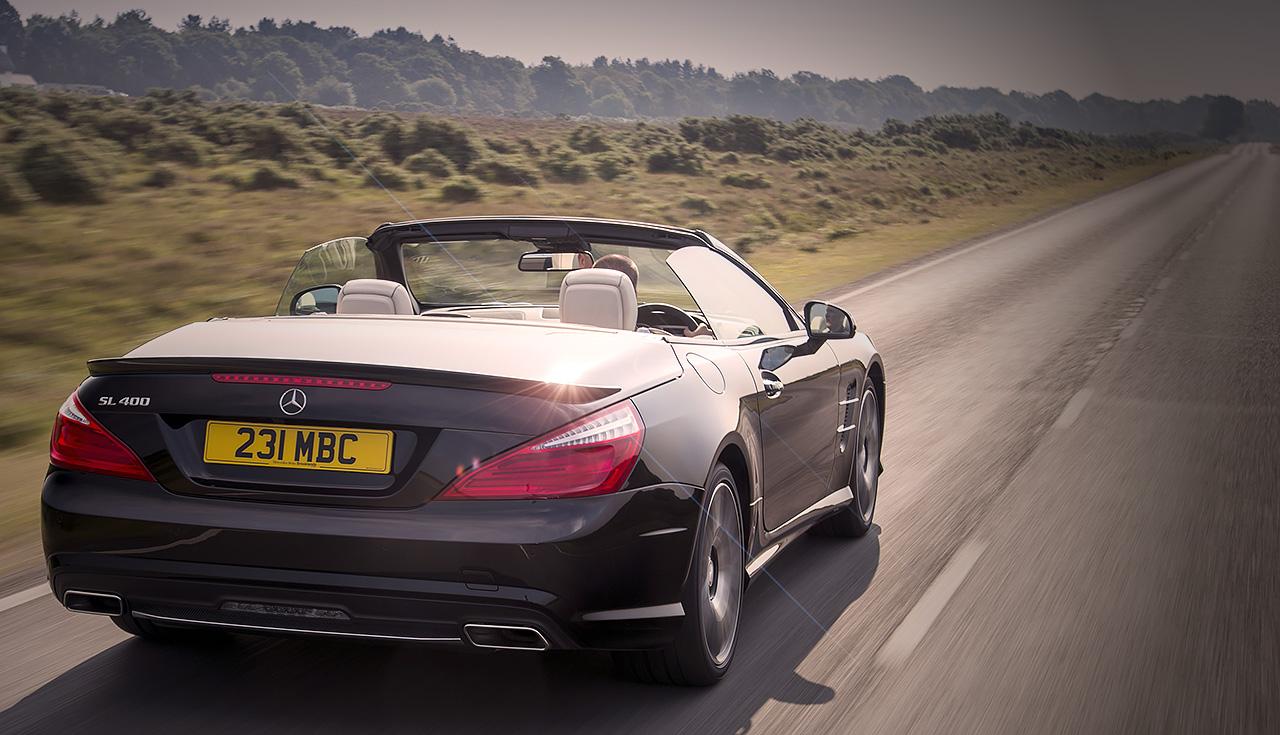 Mercedes benz sl400 r231 2015 drive for Mercedes benz sl400