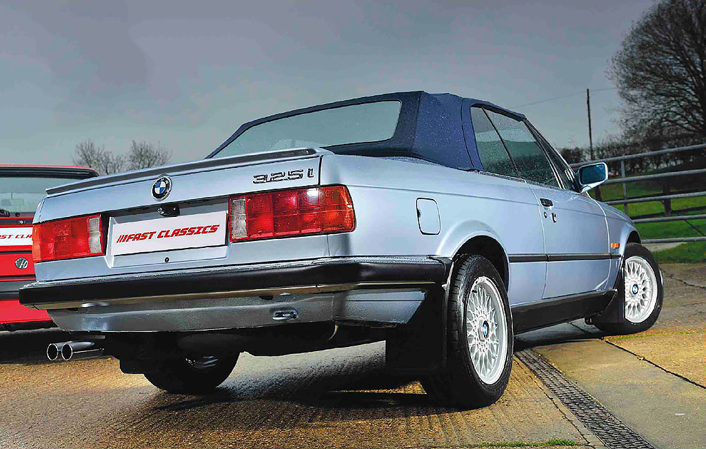 Twin Test Volkswagen Golf Gti Ii V Bmw 325i E30 Drive