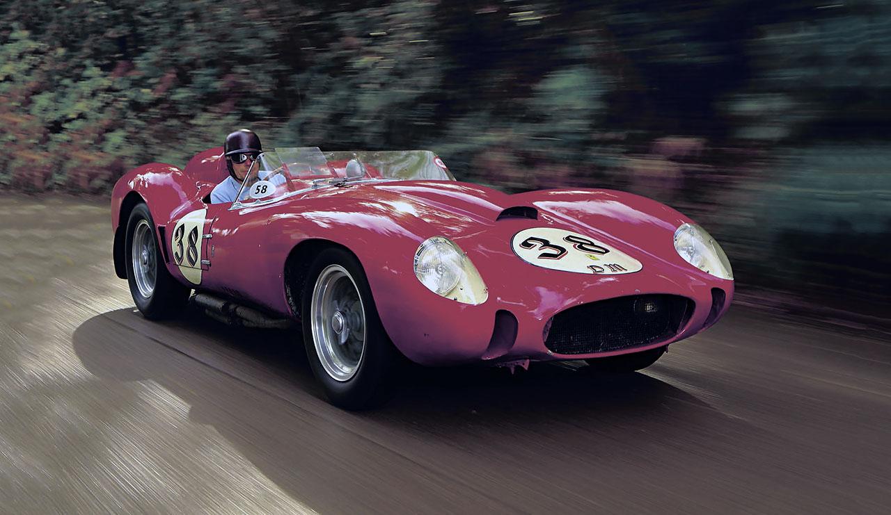 Ferrari 250 testa rossa driven drive ferrari 250 testa rossa driven vanachro Gallery