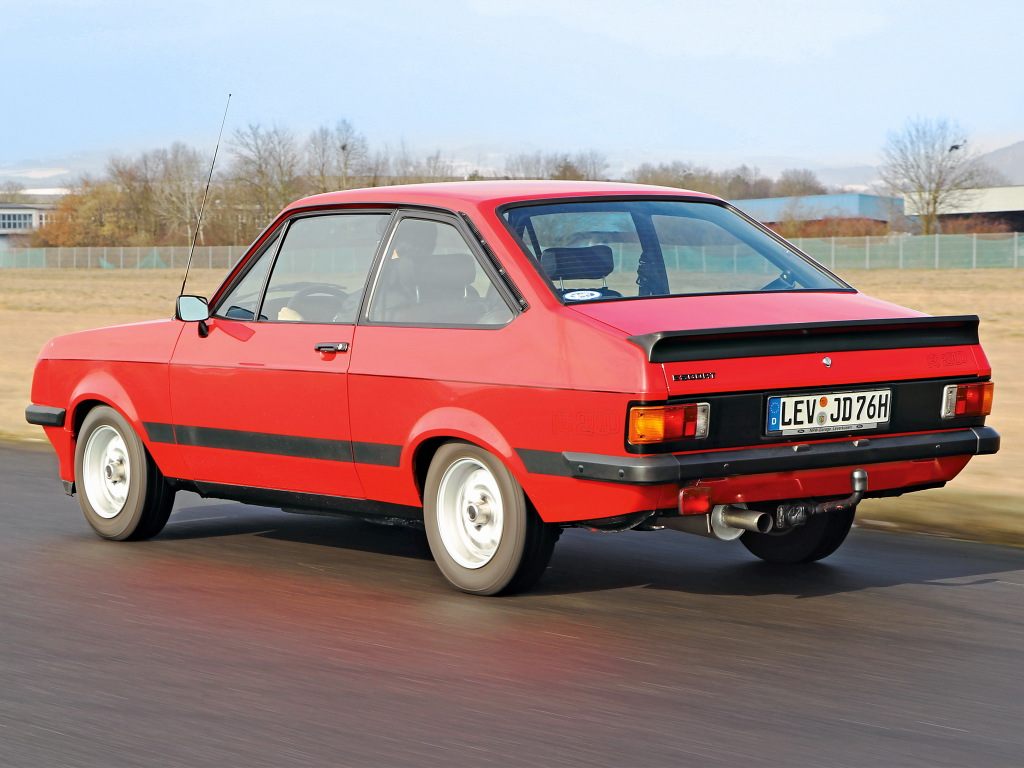 Ford Escort Mk2 Buyer S Guide From Popular To Rs2000 Drive