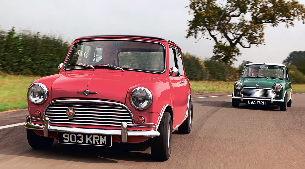 Fastest Minis on test From Cooper to ERA Turbo - Drive