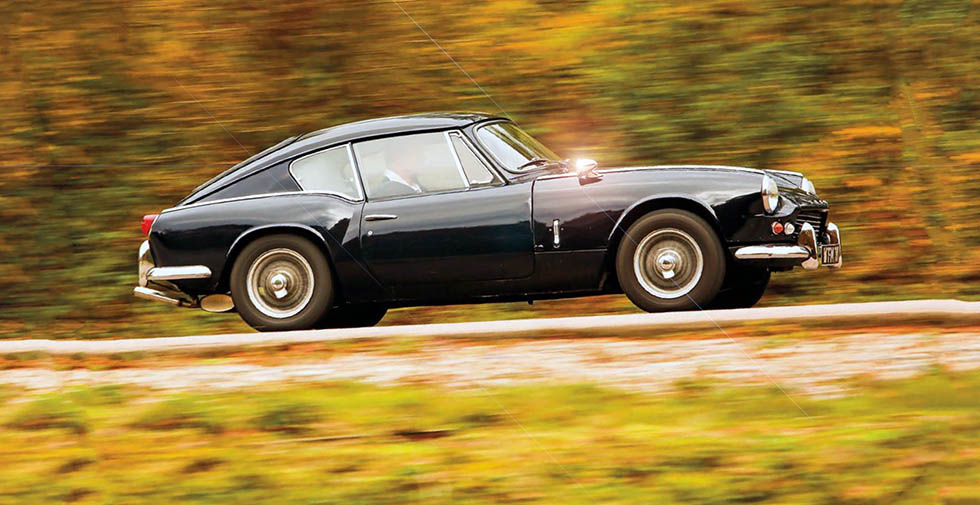 Road test three generations of Triumph\'s GT6 - Drive