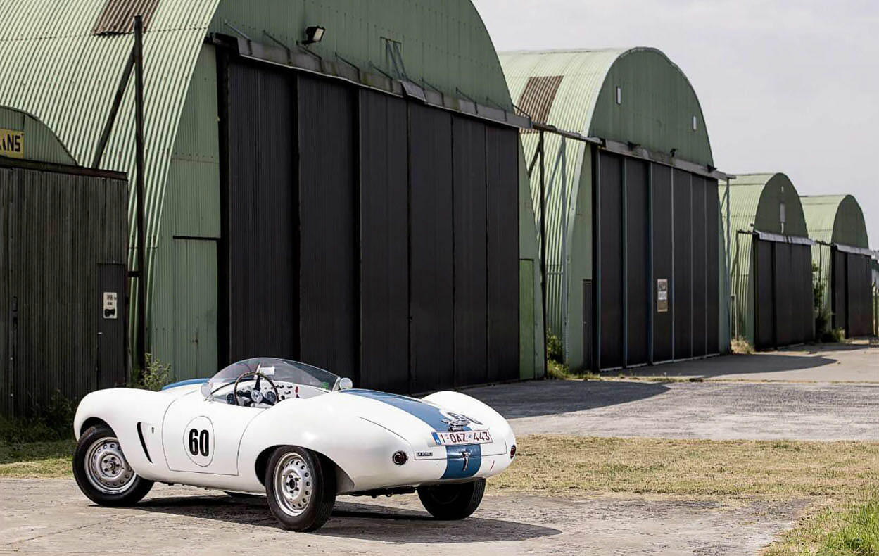 1954 arnolt bristol bolide driven