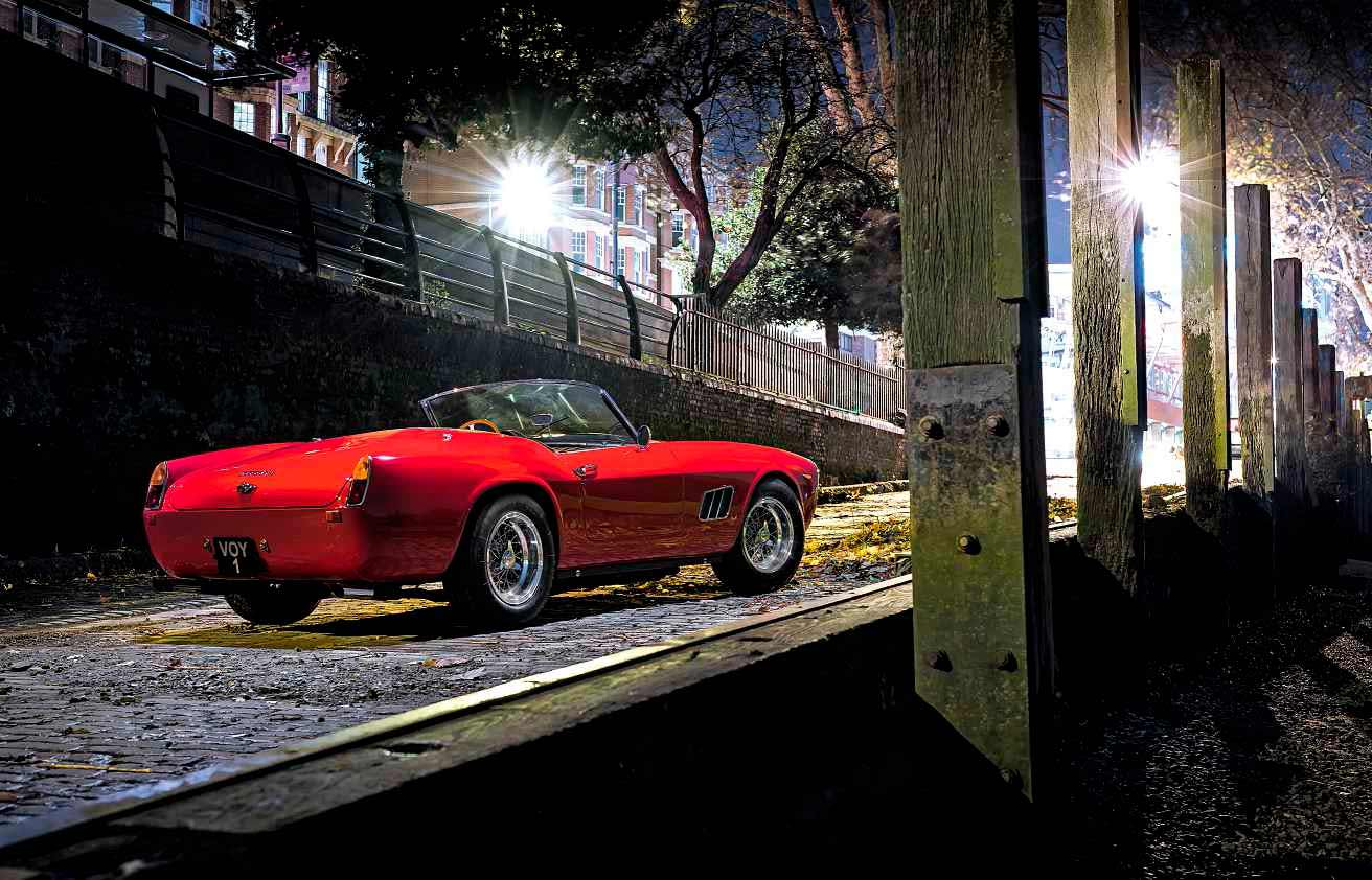 1961 Ferrari 250 Gt California Spyder Driven Drive