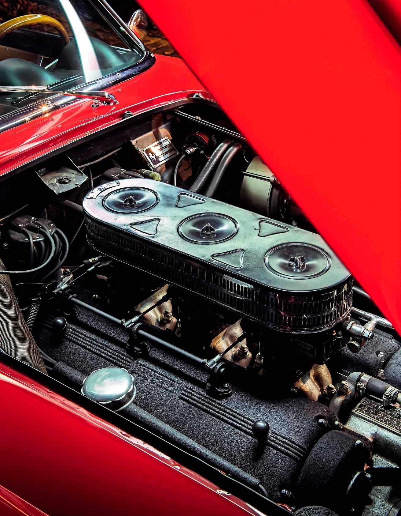 1961 Ferrari 250 GT California Spyder driven - Drive