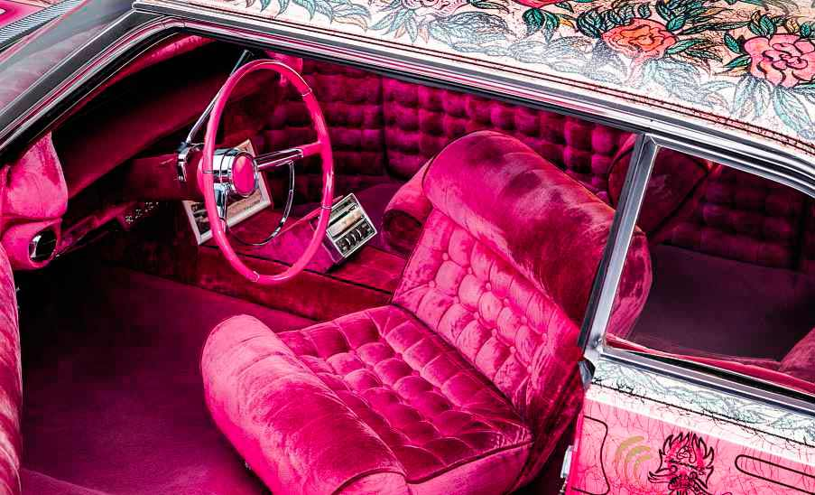 1964 Chevrolet Impala Gypsy Rose Low Rider Drive