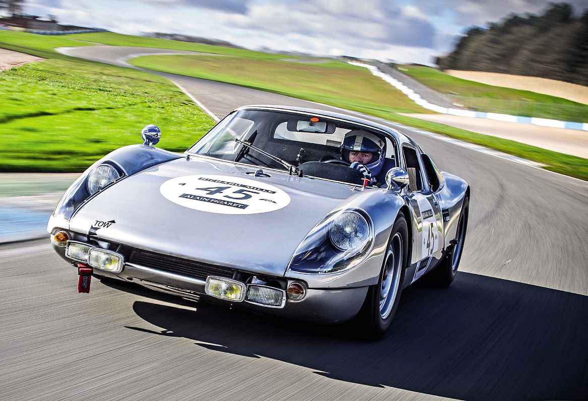 1965 Porsche Carrera Gts 904 6 Driven Drive