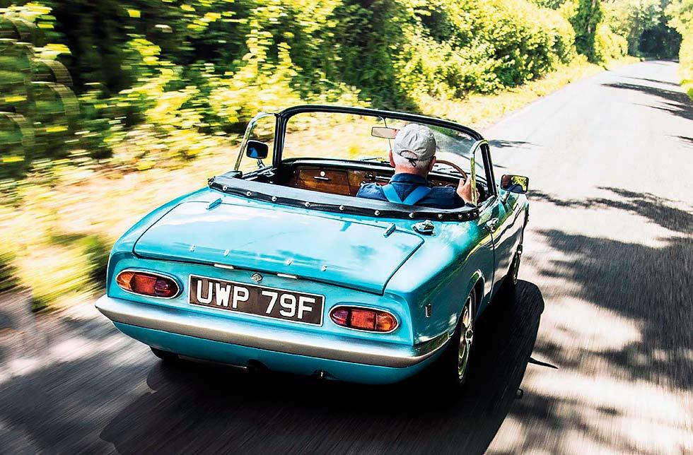 1966 Lotus Elan S3  Drive