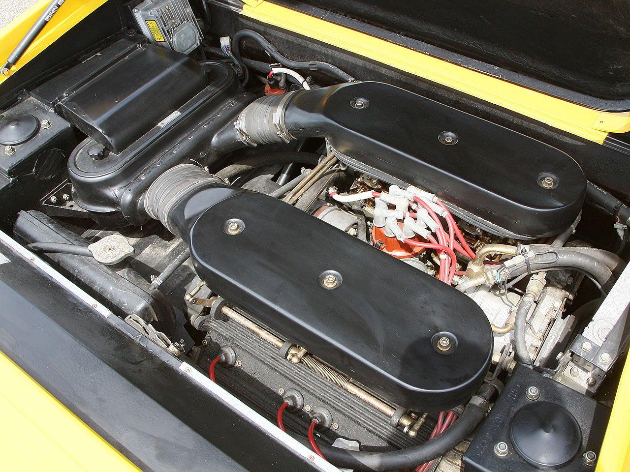 1986 lamborghini jalpa 3500 v8 engine