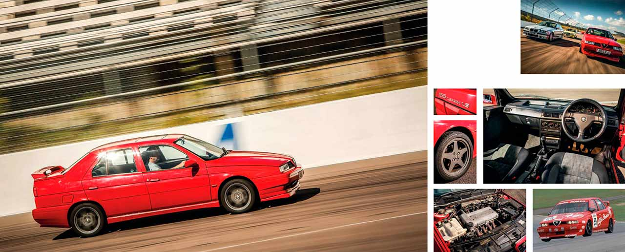 Alfa Romeo 155 Vs Bmw 318is Coupe E36 And Volvo 850 Road Test Drive