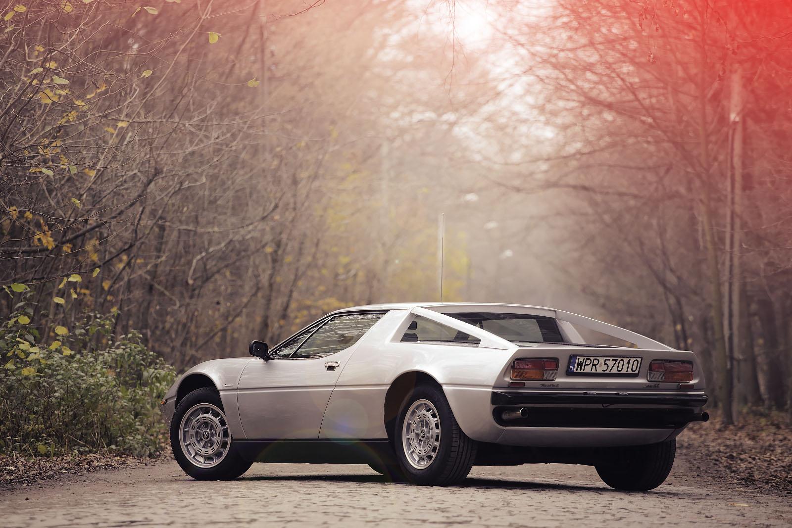 1981 Maserati Merak SS   Road Test