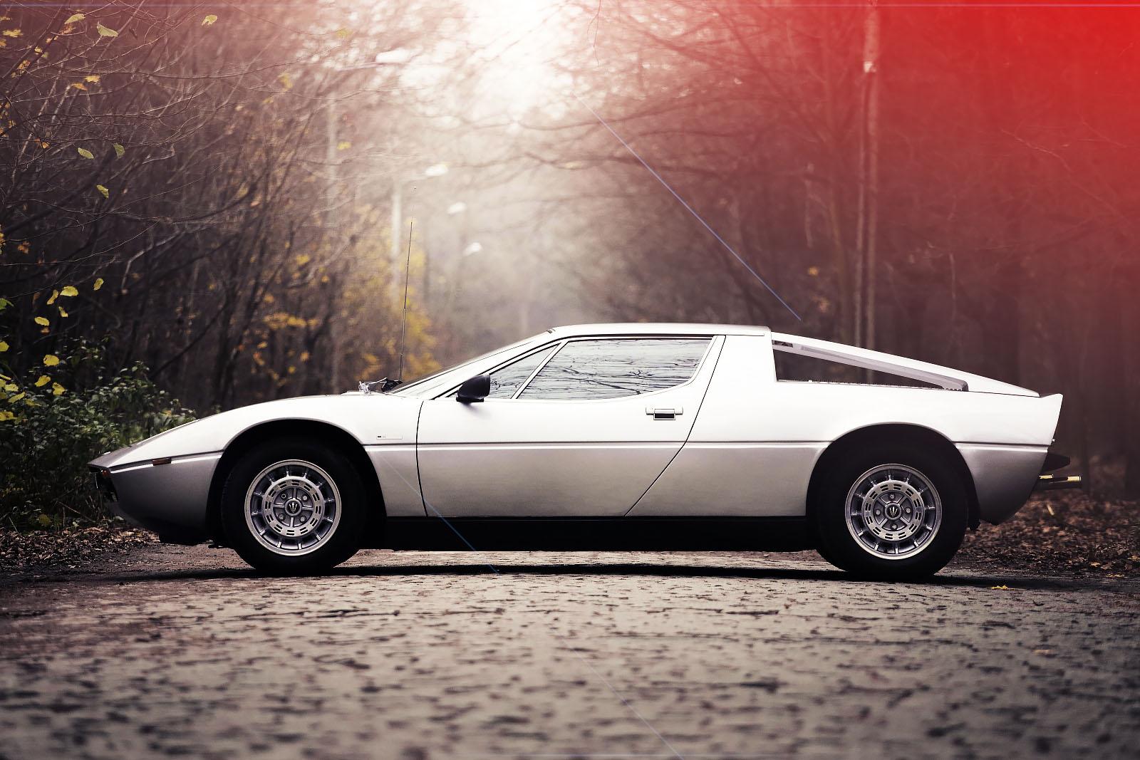 1981 Maserati Merak SS - road test - Drive