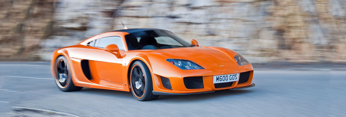 ... boutique supercar, driven - Noble M600 the Noble art of speed - Drive