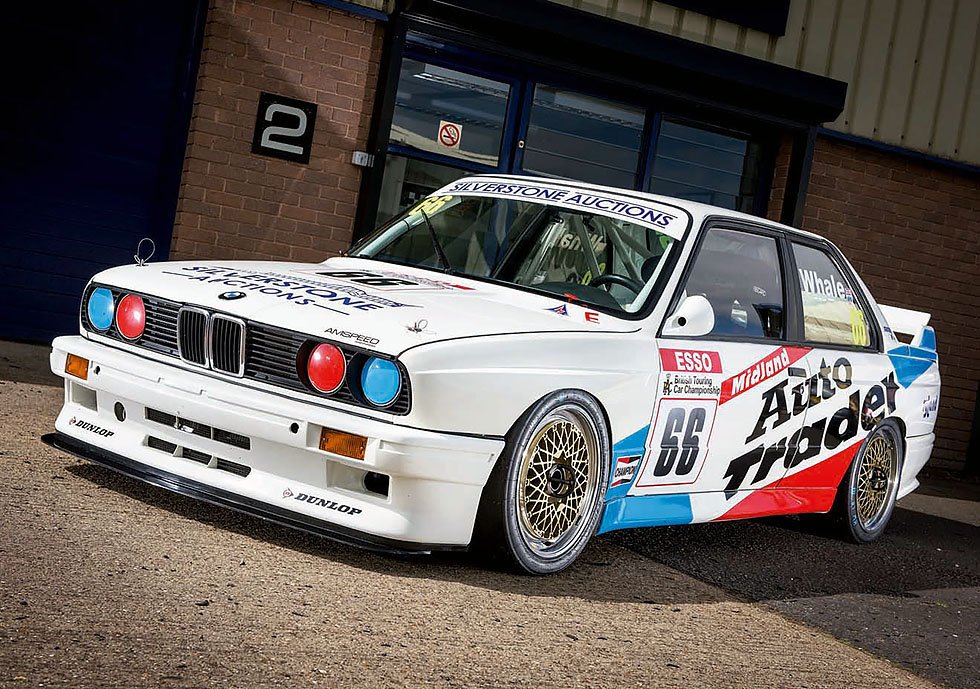 The Power of Three - BMW classic touring cars - Drive