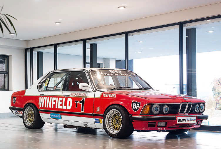3 decades of bmw motorsport in south africa drive for South motors bmw used cars