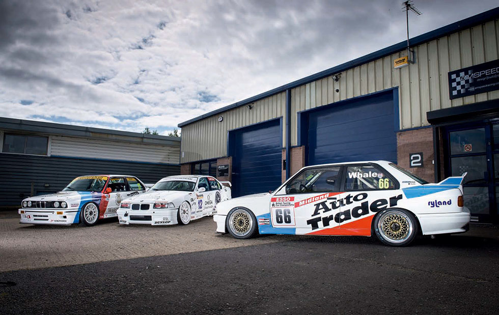 The Power Of Three Bmw Classic Touring Cars Drive