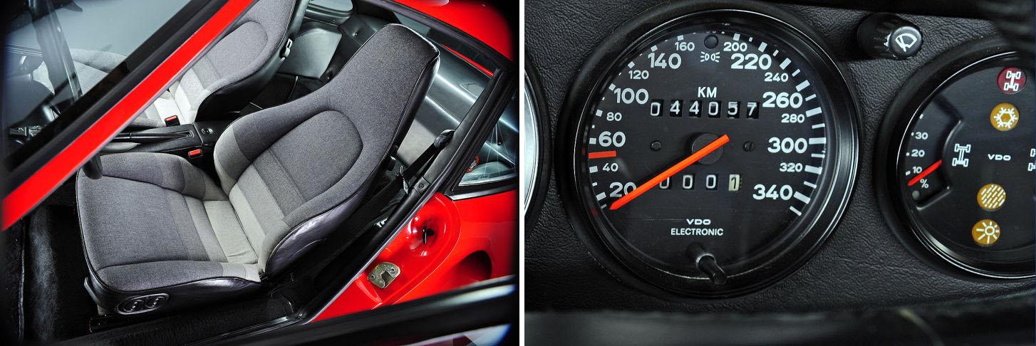 Porsche 959 Road Test Drive