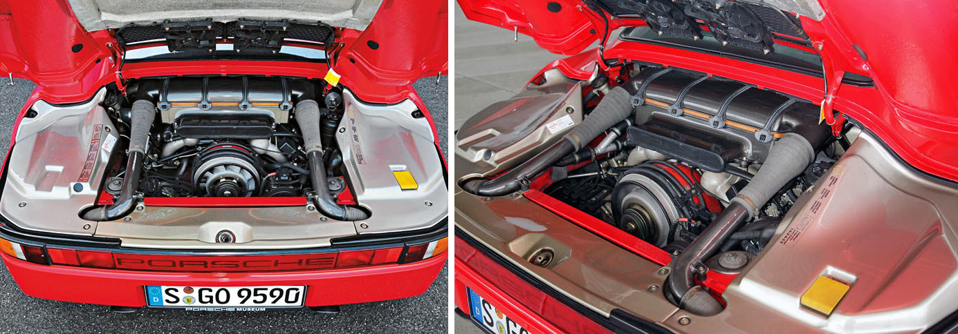 Porsche 959 road test - Drive