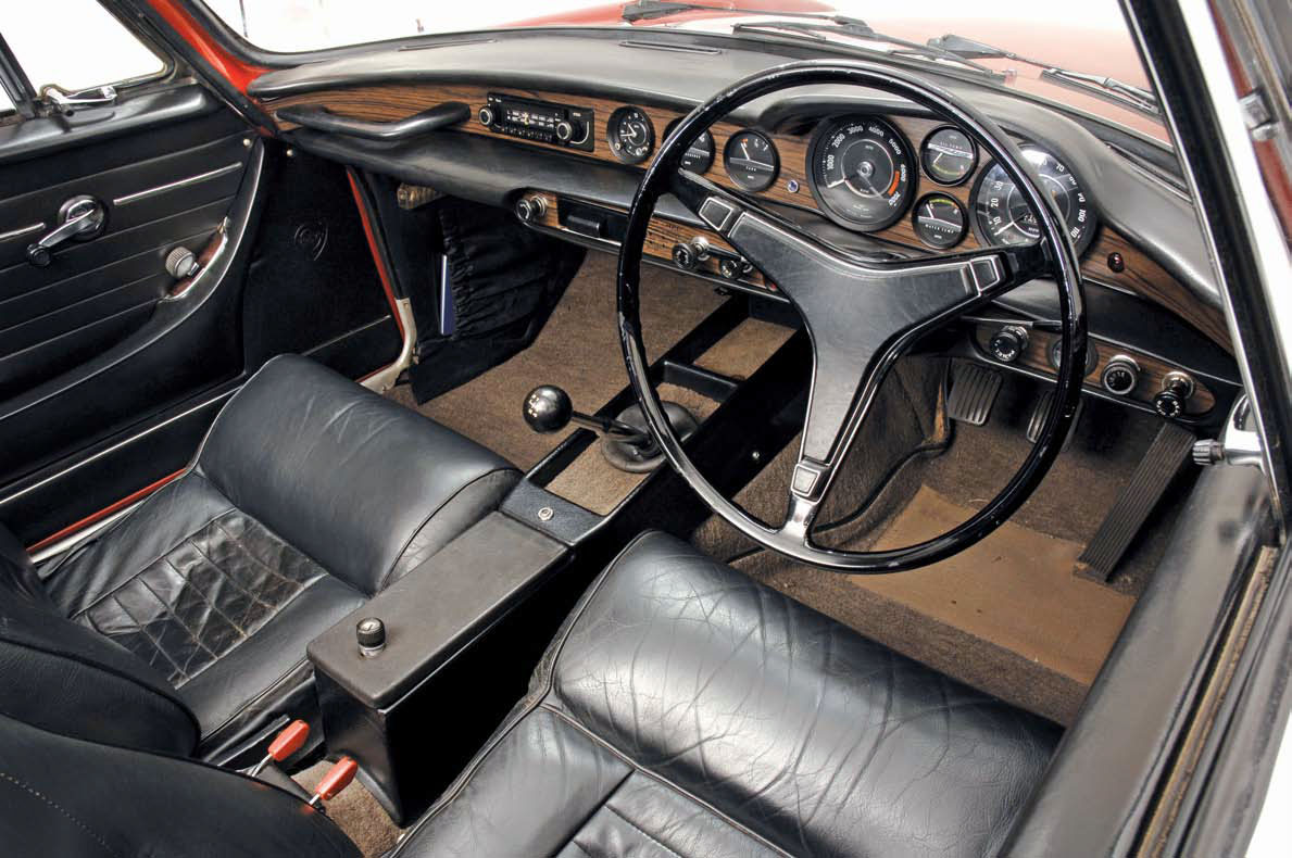 Buyers guide Volvo P1800 - Drive