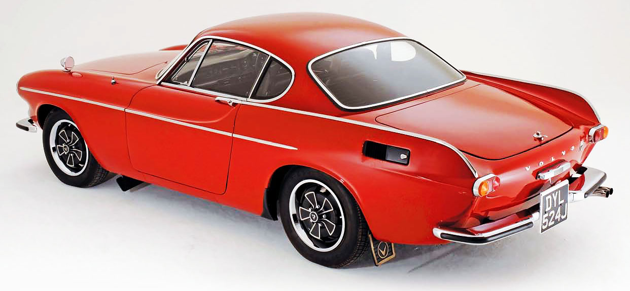 Buyers Guide Volvo P1800 Drive