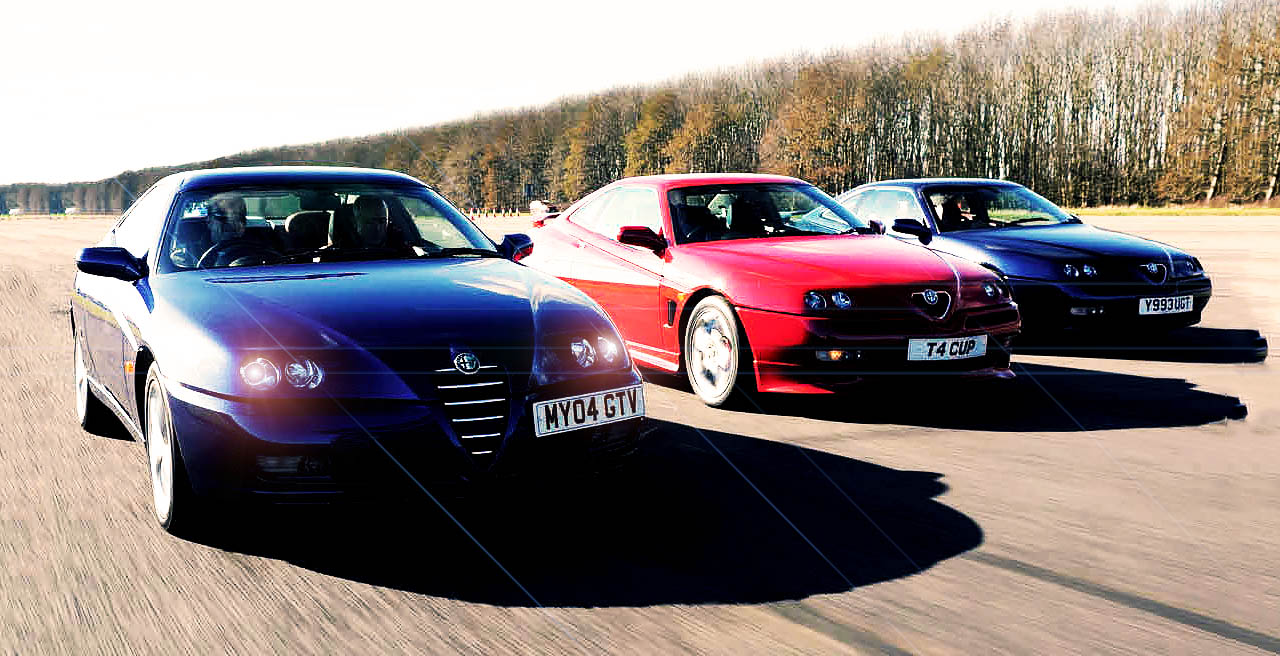 Alfa Romeo Gtv Amp Spider 916 Series Giant Group Road Test