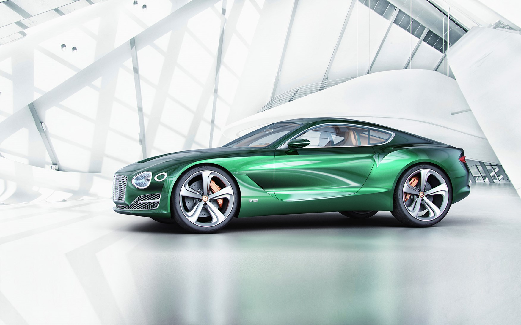Bentley To Expand With Racy Two Seater