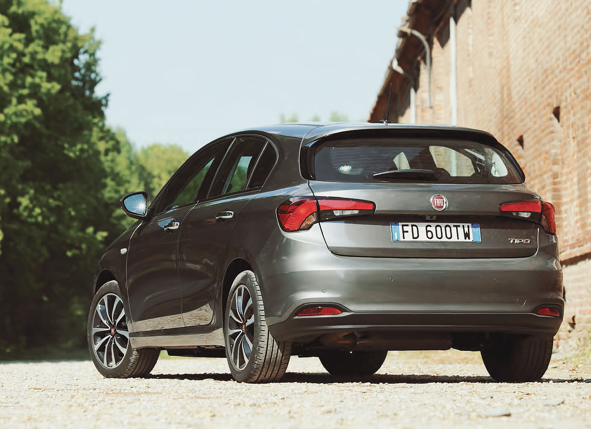 2016 fiat tipo 1 6 multijet ii road drive drive. Black Bedroom Furniture Sets. Home Design Ideas