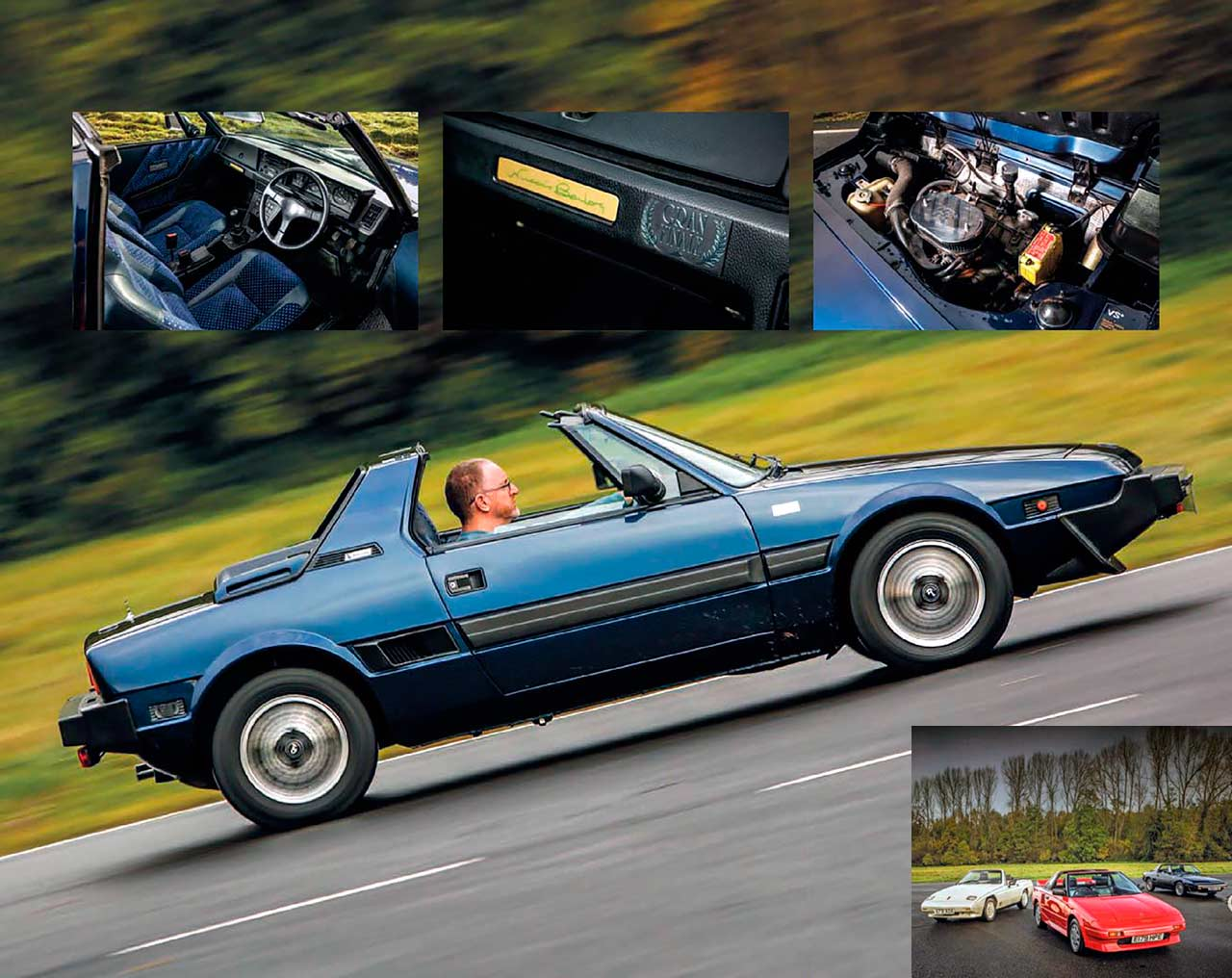 Top Bargain Sports Cars Group Test Fiat X Vs Toyota MR And - Bargain sports cars