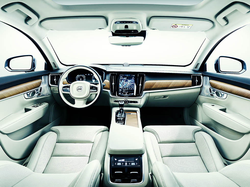 All New 2017 Volvo S90 Keeping Up Appearances Drive