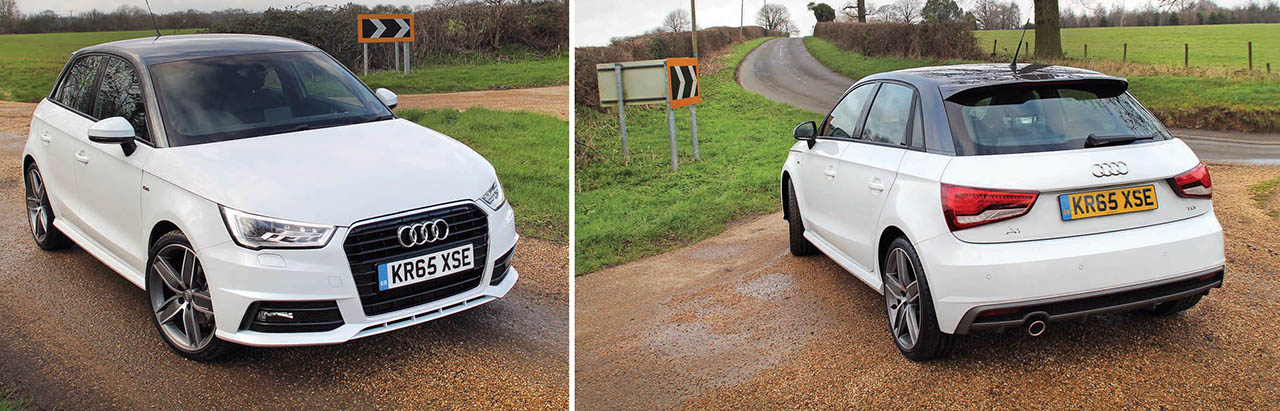 Worksheet. Road test  2016 Audi A1 Sportback 16 TDI 116 PS S line S tronic