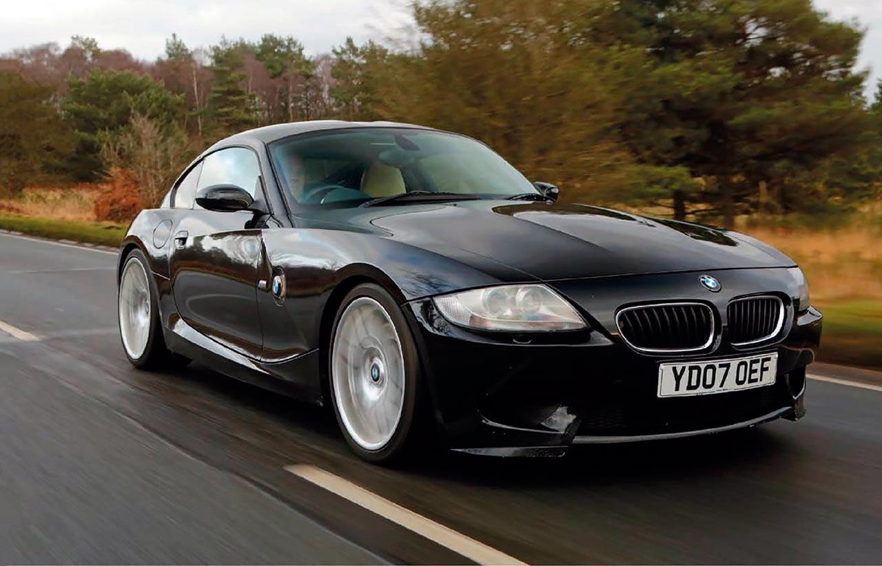 Mercedes Benz Slk55 Amg R171 Vs Bmw Z4m Coupe E86 And