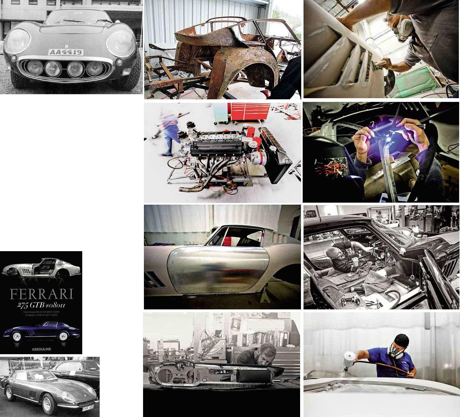 More Than Skin Deep Ferrari 275 Gtb Restoration Drive 1971 Daytona Engine Diagram