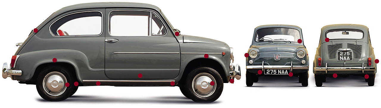 Buyer's guide Fiat 600
