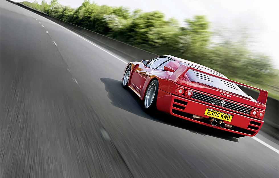Road Test 800bhp Koenig Modified Ferrari Testarossa