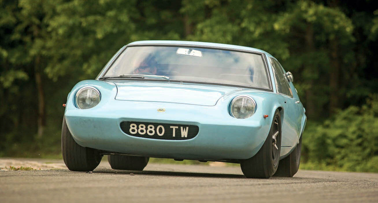 Lotus Europa Racing Car Type 47 - road test - Drive
