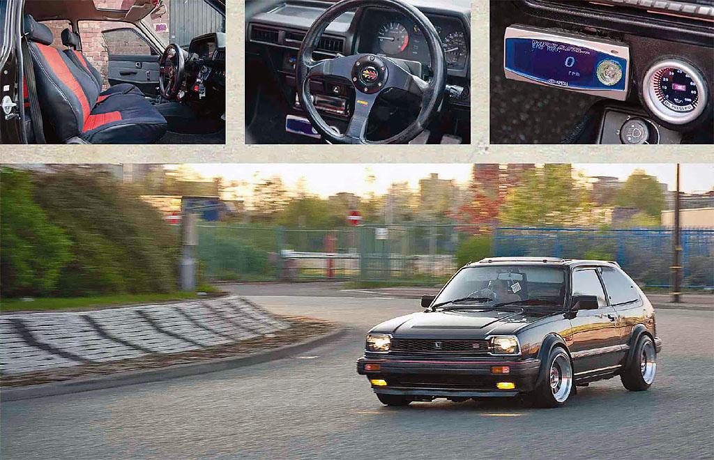 Rare 1983 Honda Civic S Drive