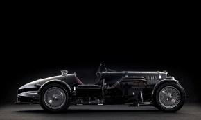 Aston Martin Ulster 1934-1936 - sports car