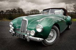 Aston Martin 2-litre Sports (DB1) 1948-1950