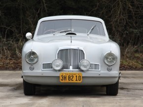 Aston Martin DB2 sport car
