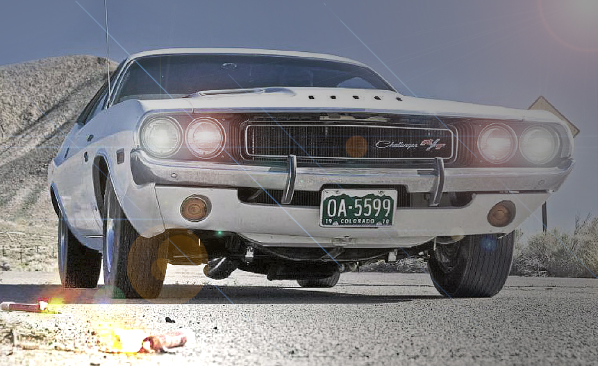 Returning To Vanishing Point Dodge Challenger R T 440
