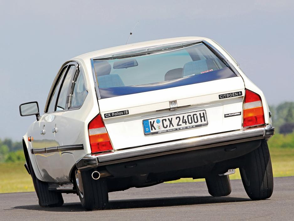 Citroen CX Pallas IE Automatic - test drive