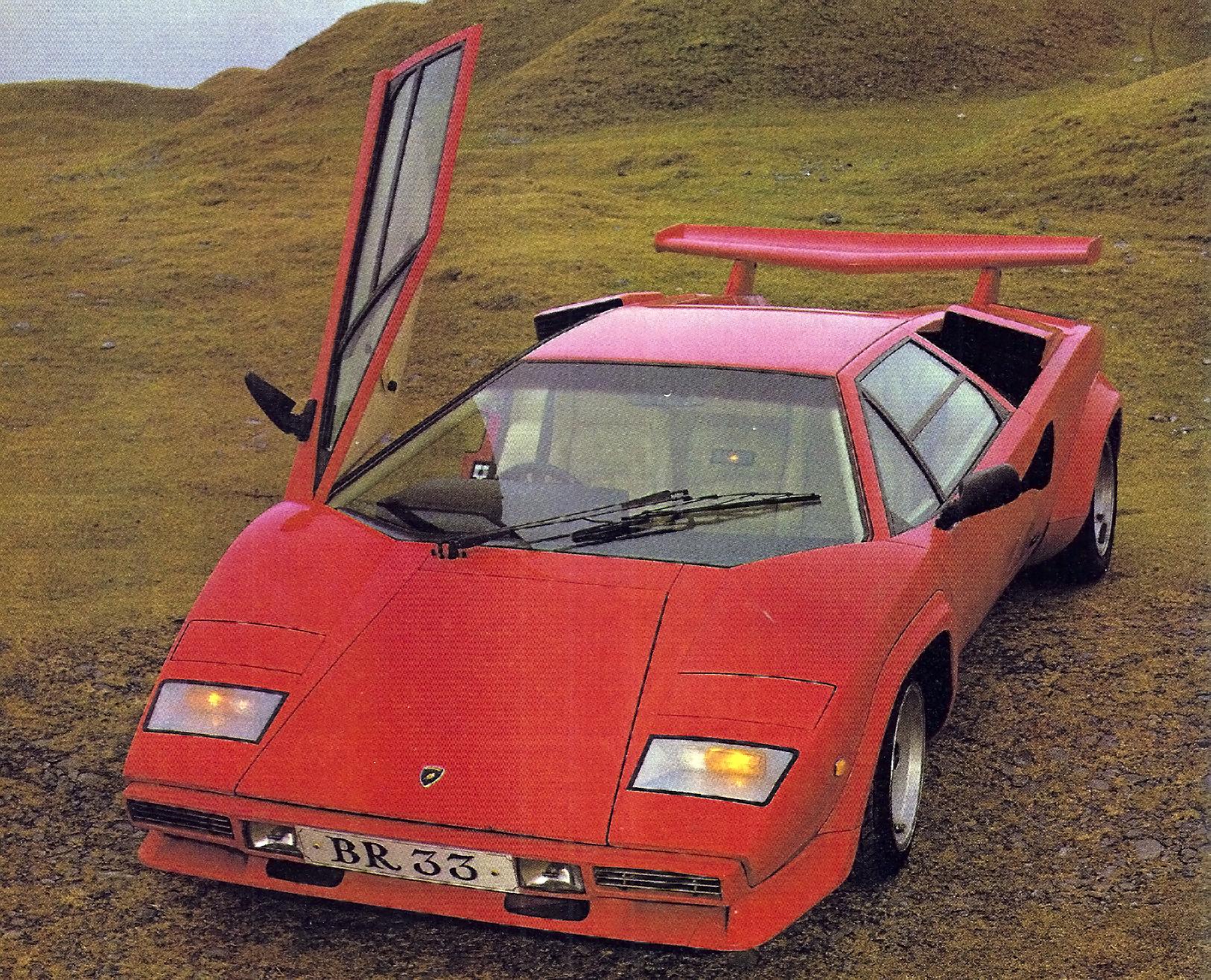 Lamborghini-Countach Breathtaking Lamborghini Countach Owners Manual Pdf Cars Trend
