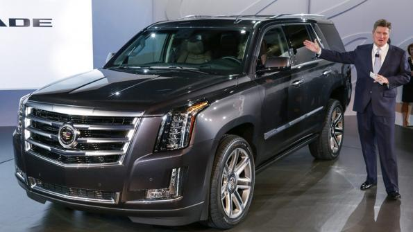 2015 Cadillac Escalade with Bob Ferguson