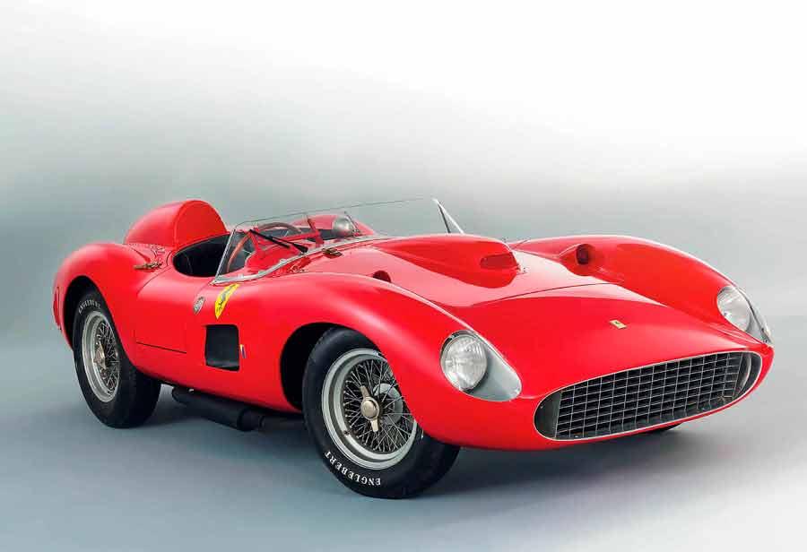 1957 Ferrari 315/335S