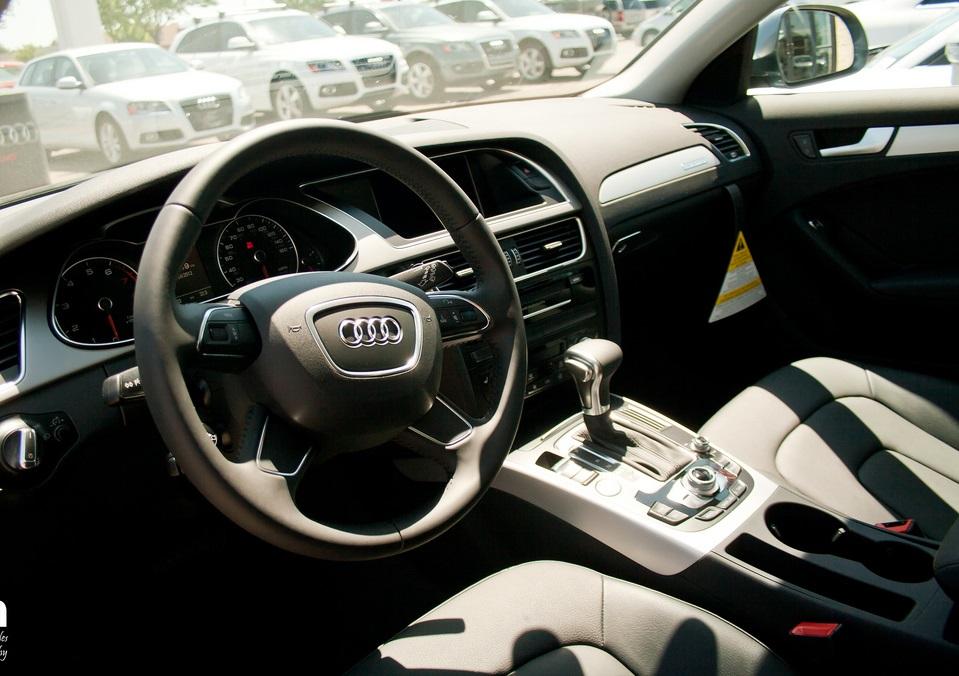 Тест драйв Audi А6 Allroad Quattro 3.0 TFSI 2013