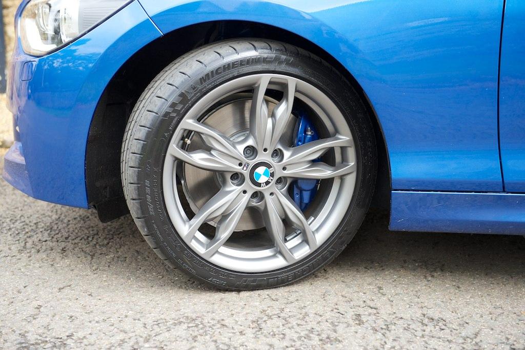 тест BMW M135i