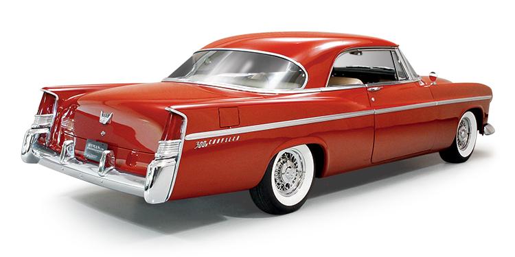 Chrysler 300B Model C72-300 1956 года