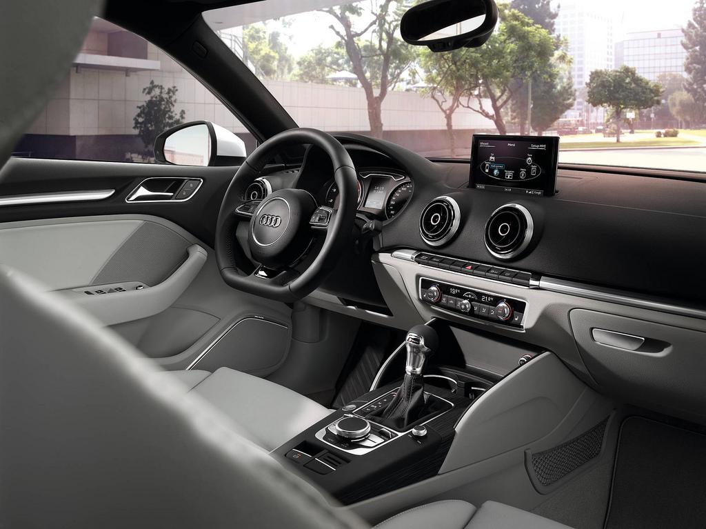 Audi A3 Sedan салон