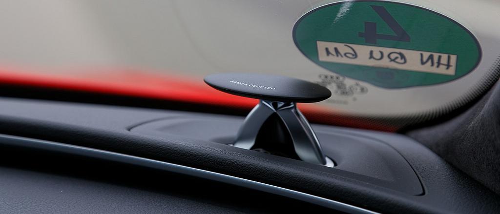 Аудиосистема Audi RS6 Avant