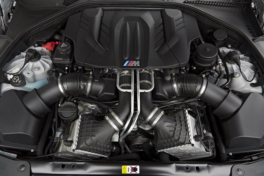 двигатель BMW M6 Gran Coupe